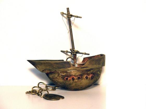 Ship Tea Infuser